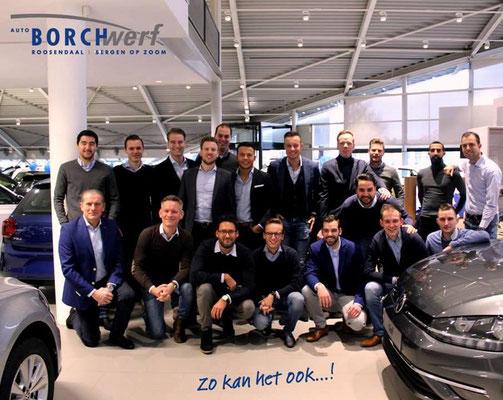 Automotive Sales Event - Auto Borchwerf Roosendaal - officieel Volkswagen-Audi-SEAT-ŠKODA dealer - mei 2019 - 96 verkochte auto's in 1 weekend