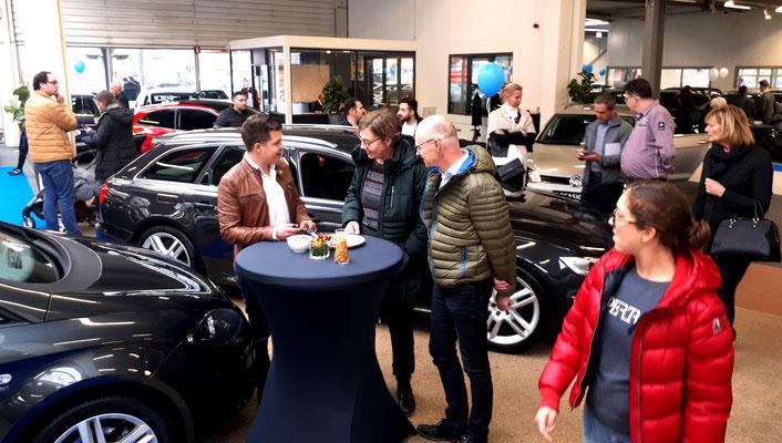 Automotive Sales Event - Van den Udenhout Son (Eindhoven) - officieel Volkswagen-Audi-SEAT-ŠKODA dealer - november 2018 - 64 verkochte auto's in 1 weekend