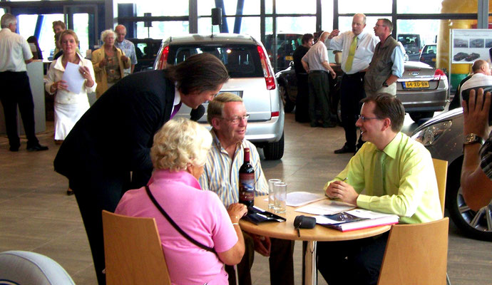 Automotive Sales Event - Ford Arnhem - officieel Ford dealer - 64 verkochte auto's in 1 weekend
