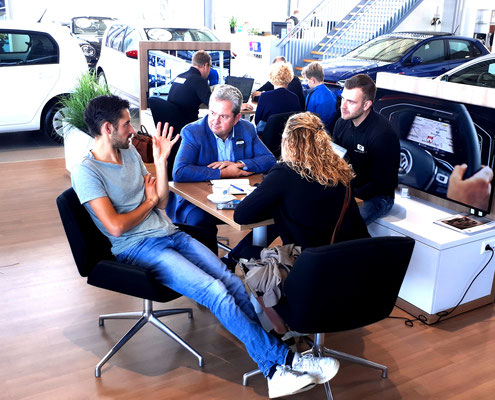 Automotive Sales Event - Van Tilburg-Bastianen Breda - officieel Volkswagen-Audi-SEAT-ŠKODA dealer - september 2018 - 71 verkochte auto's in 1 weekend