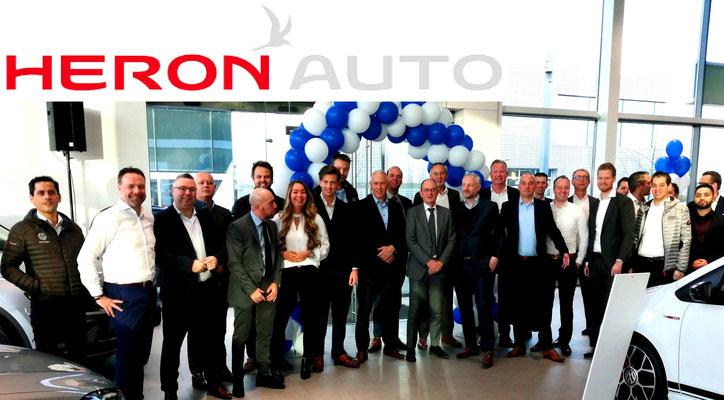 Heron Auto Purmerend (Volkswagen-Audi-SEAT-ŠKODA) - 100 verkochte auto's in 1 weekend - december 2019
