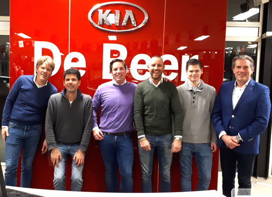 Automotive Sales Event - Autobedrijf De Beer - officieel KIA dealer - november 2017 - 36 verkochte auto's in 1 weekend
