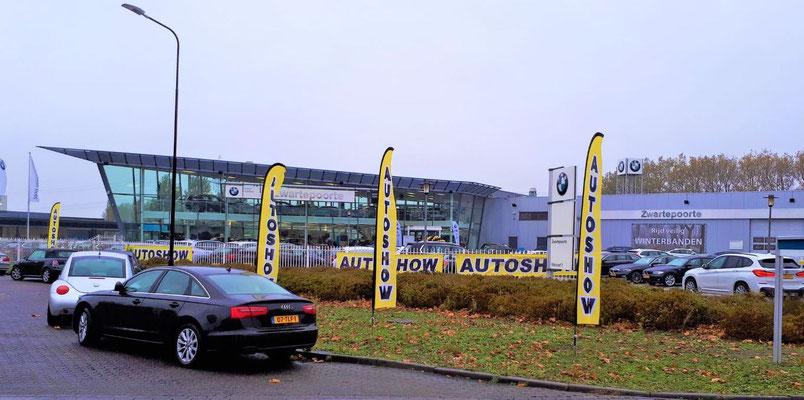 Automotive Sales Event - Zwartepoorte Goes-Roosendaal - BMW-MINI - november 2019 - 40 verkochte auto's in 1 weekend