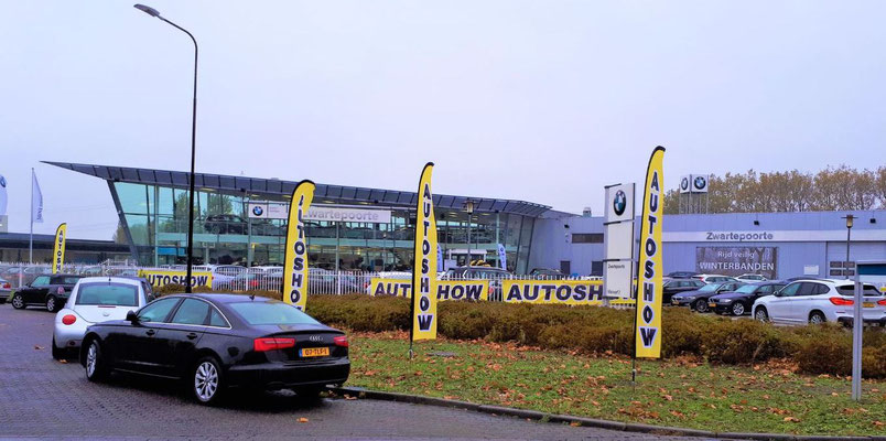 Automotive Sales Event - Zwartepoorte Goes-Roosendaal - BMW-MINI - november 2019 - 40 verkochte auto's in 1 weekend