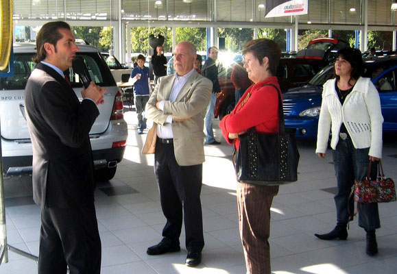 Automotive Sales Event - Stern Auto Nieuwegein - officieel Mercedes-Benz dealer - 45 verkochte auto's in 1 weekend