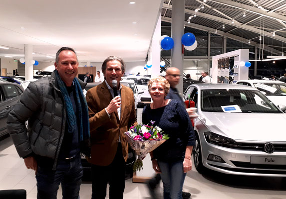 Automotive Sales Event - Auto Borchwerf Roosendaal - officieel Volkswagen-Audi-SEAT-ŠKODA dealer - november 2017 - 100 verkochte auto's in 1 weekend