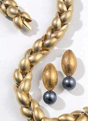 Kette - 585/- Gelbgold/Weißgold - - - - - - - - € 3.067,-