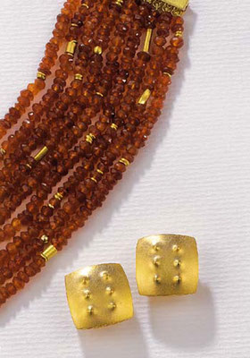 Ohrringe - 585/- Gelbgold - - - - - - - - - € 1.003,-