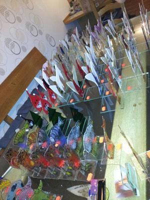Glasdeko glasdekoration glastiere glaskunst neu erleben for Glasdekoration garten
