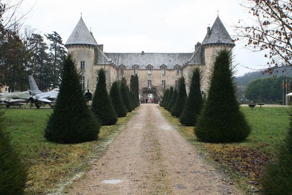 Château de Savigny-les-baune
