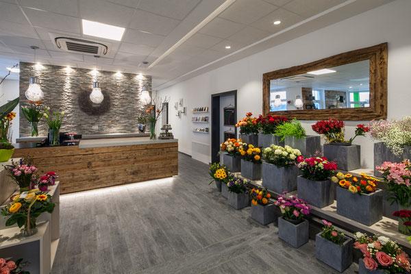 Unser Geschäft Blumen Raum