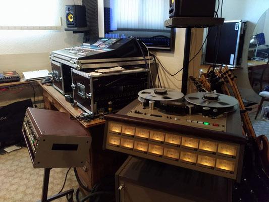 Tascam 85-16B & Remote Control