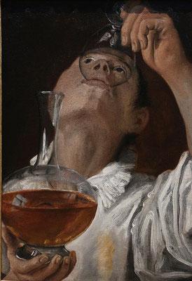 Trinkender Jüngling - Annibale Carracci (Foto: Von Sailko - Eigenes Werk, CC BY 3.0, https://commons.wikimedia.org/w/index.php?curid=65942420) - Praxis für Psychotherapie, Barbara Schlemmer, Dipl. Psychologin