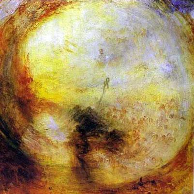 Licht und Farbe - William Turner (Foto: CC0) - Praxis für Psychotherapie, Barbara Schlemmer, Dipl. Psychologin