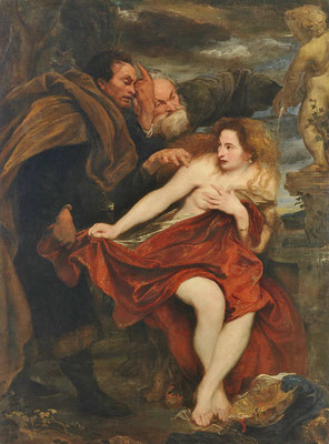 Susanna im Bade - Anthonis van Dyck (Foto: CC0) - Praxis für Psychotherapie, Barbara Schlemmer, Dipl. Psychologin