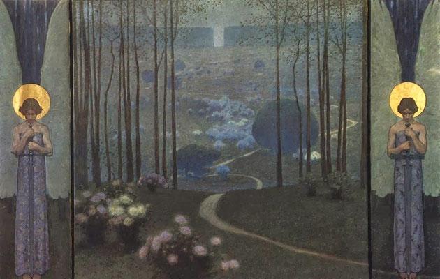 Eingang zum Paradies - Wilhelm Bernatzik (Foto: CC0) - Praxis für Psychotherapie, Barbara Schlemmer, Dipl. Psychologin