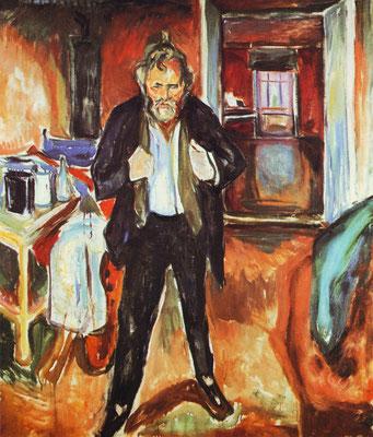 Schlaflose Nacht - Edvard Munch (Foto: CC0) - Praxis für Psychotherapie, Barbara Schlemmer, Dipl. Psychologin