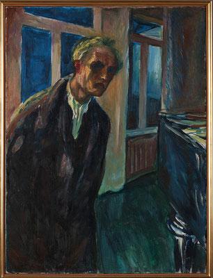 Nachtwanderer - Nachtwandler - Edvard Munch (Foto: CC0) - Praxis für Psychotherapie, Barbara Schlemmer, Dipl. Psychologin