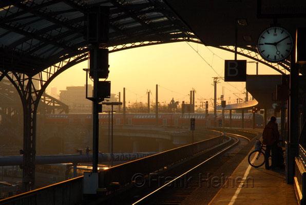 Bahnsteig Kölner HBF