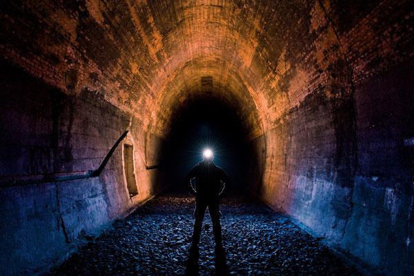Tunnel / La Porte de l'Enfer