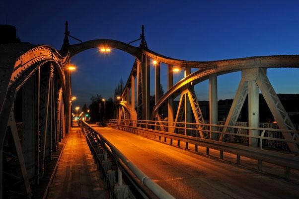 Krefeld Alte Drehbrücke