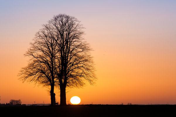 sundown Sonnenuntergang