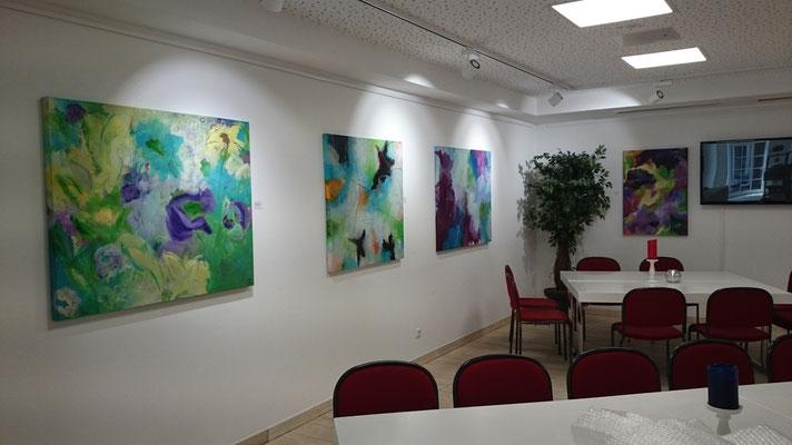 Farben, Formen, Fotokunst, - Kulturhalle Neukirchen-Vluyn,  April-Juni 2015