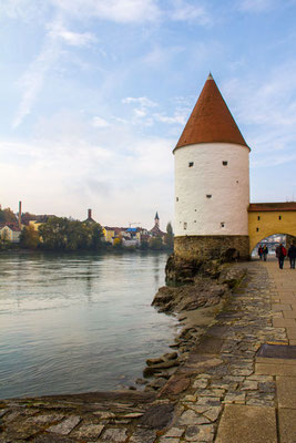 Passau Schaiblingsturm