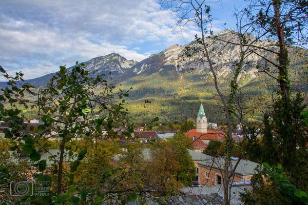 Ausblick auf Bad Reichenhal