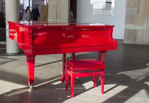 Klavier rot