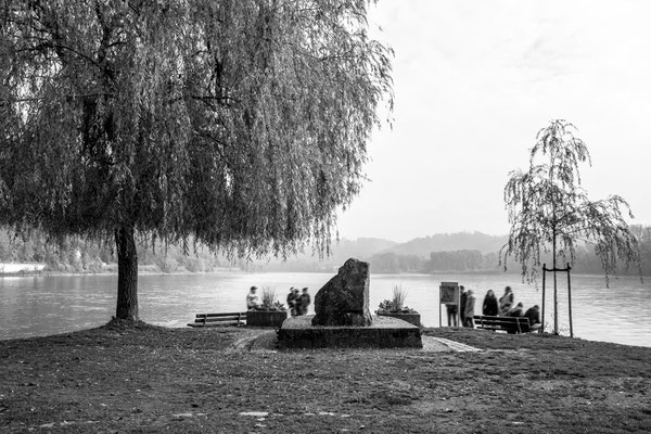 Passau - Dreiflüsseeck