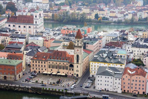 Passau Panoramablick