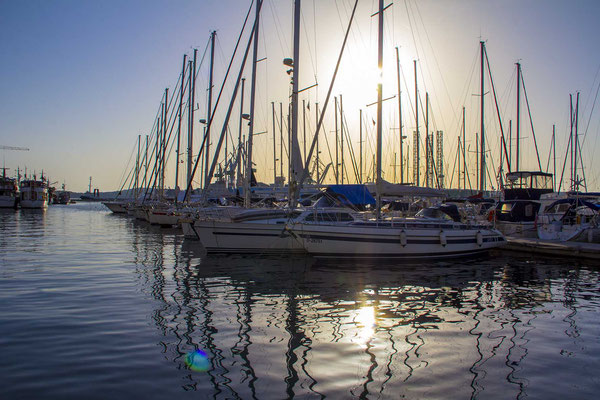 Pula Hafen