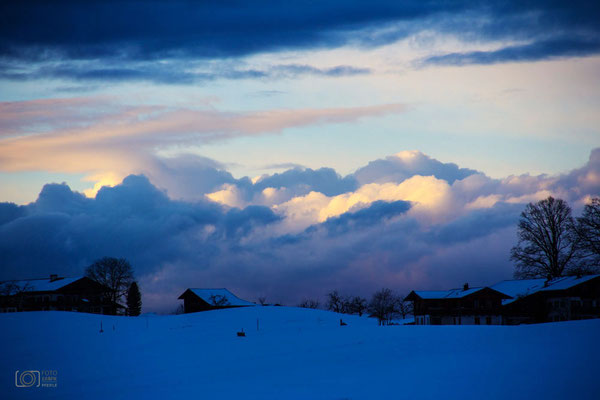 Wolkenspiel Inzell