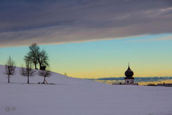 Surberg - Kirchturmspitze