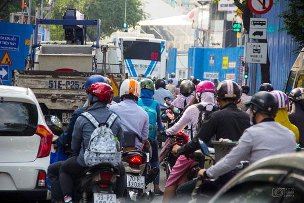 Verkehr in Vietnam