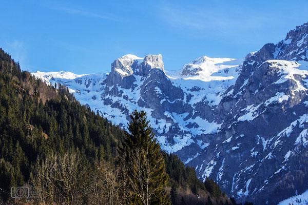Berge rund um Werfenweng