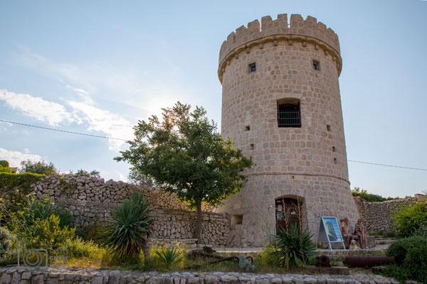 Cres Stadt Turm
