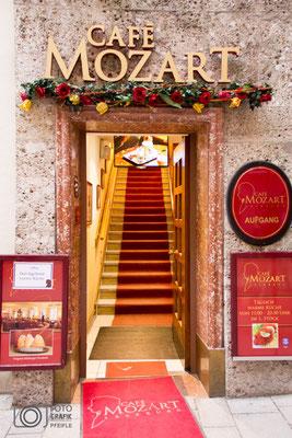 Salzburg Cafe Mozart
