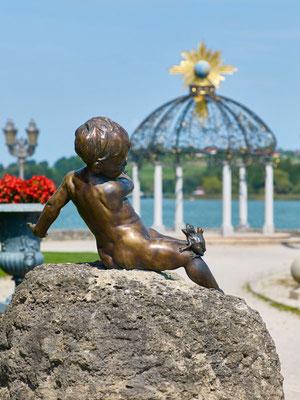 Waginger See Skulptur