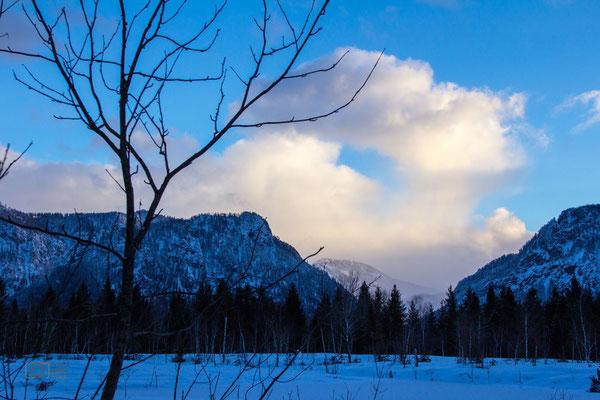 Wolkenspiel - Inzell