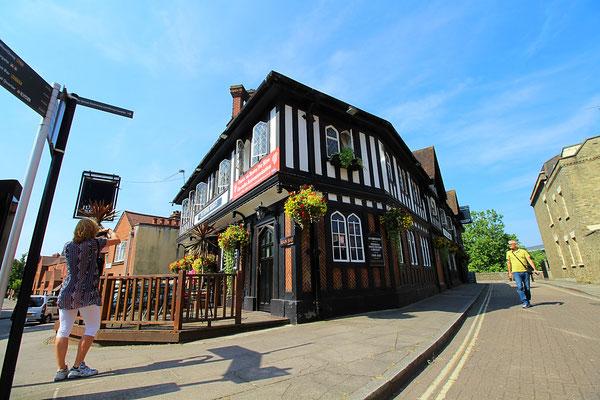Ein Pub in Southampton