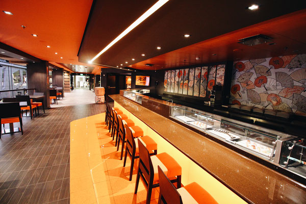 Kaito Sushi Bar und Tepanyaki Grill