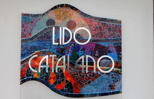 Der Lido Catalano  auf der MSC Fantasia