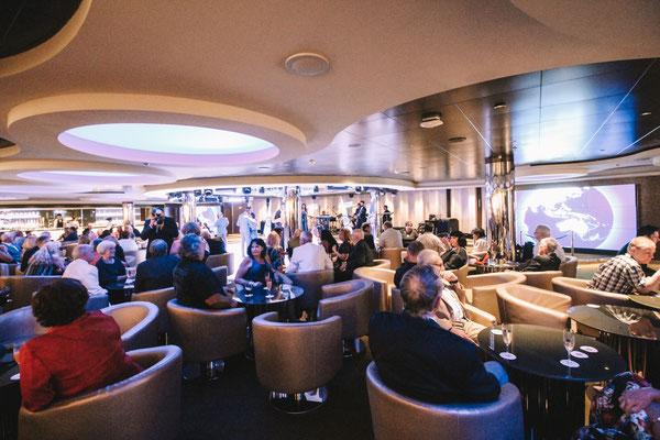 Die Haven Lounge, eine beliebte Location am Abend