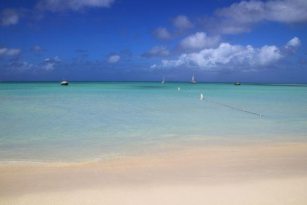 Strand von Palm Beach