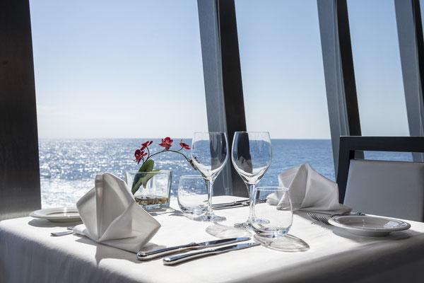 Das Lighthouse Restaurant / Bild: MSC Kreuzfahrten ©