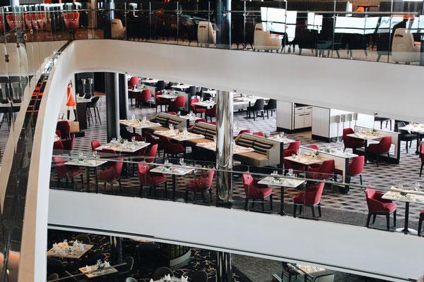 Das Atlantik Restaurant / ©Martin Melzer