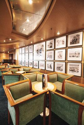 Das Café Eze beim Atrio Riviera