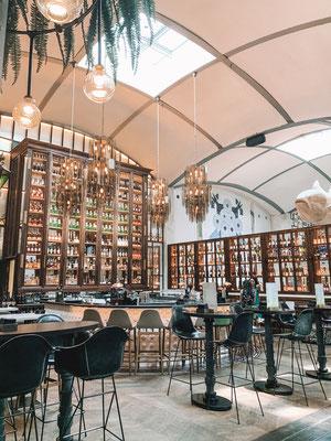 Die Cocktail und Gin Bar im El Nacional